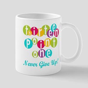 Twenty Six Point Two Mug