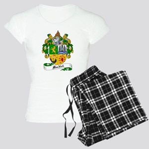 MacNeil Family Crest / Coat of Arms Pajamas