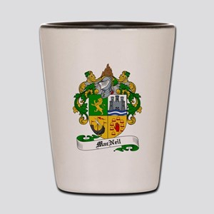 MacNeil Family Crest / Coat of Arms Shot Glass