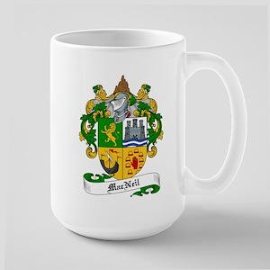 MacNeil Family Crest / Coat of Arms Mug