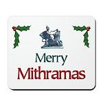 Merry Mithramas - Mousepad