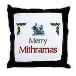 Merry Mithramas - Throw Pillow