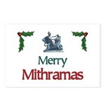 Merry Mithramas - Postcards (Package of 8)