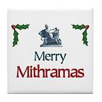 Merry Mithramas - Tile Coaster