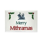 Merry Mithramas - Rectangle Magnet (10 pack)
