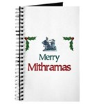 Merry Mithramas - Journal