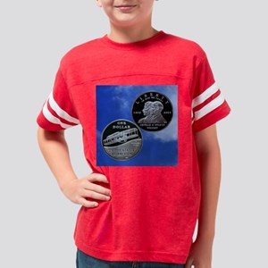 First Flight Commemorative Si Youth Football Shirt