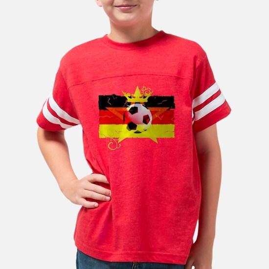 Germany-semi-f-v2 copy Youth Football Shirt