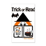 Trick or READ Wall Decal