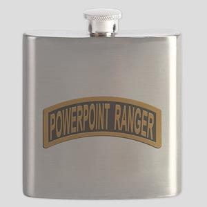 Powerpoint Ranger logo Flask