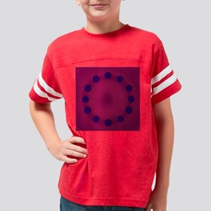 dec14eveplastic2 Youth Football Shirt