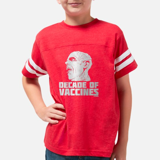 VACCINES Youth Football Shirt