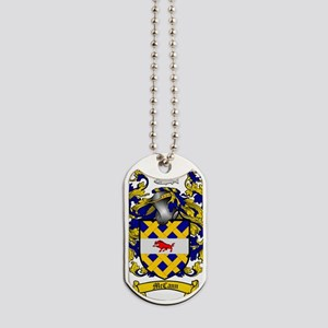 McCann Family Crest - coat of arms Dog Tags