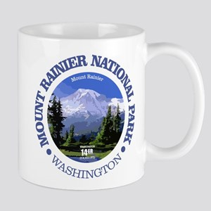Mt Rainier NP Mugs