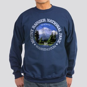 Mt Rainier NP Sweatshirt