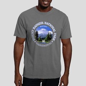 Mt Rainier NP Mens Comfort Colors Shirt