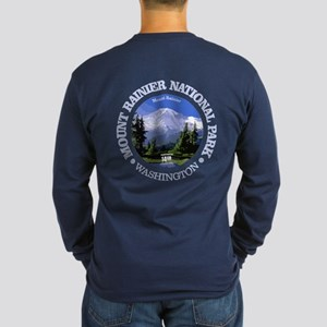Mt Rainier Np Long Sleeve T-Shirt