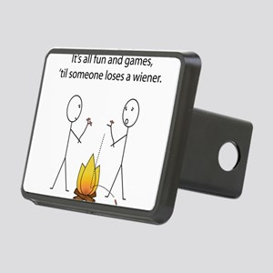 All Fun and Games Hitch Cover