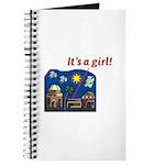 It's a Girl! - Journal