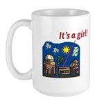 It's a Girl! -  Large Mug
