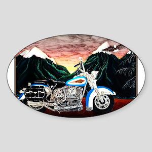 Motorcycle Dream Sticker