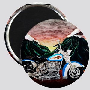Motorcycle Dream Magnet