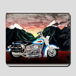 Motorcycle Dream Mousepad