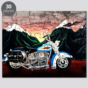 Motorcycle Dream Puzzle