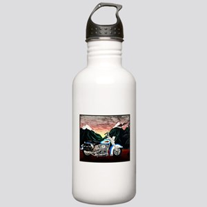 Motorcycle Dream Water Bottle
