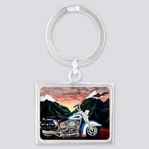 Motorcycle Dream Keychains