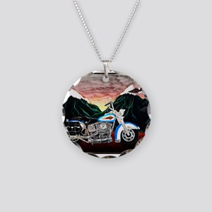 Motorcycle Dream Necklace