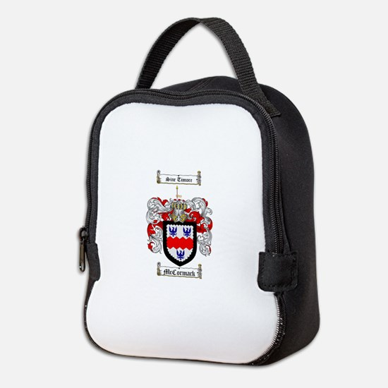 McCormack Family Crest - coat of arms Neoprene Lun