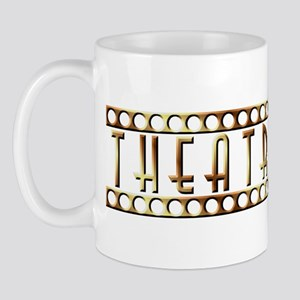 Theatre Geek Bronze Mug