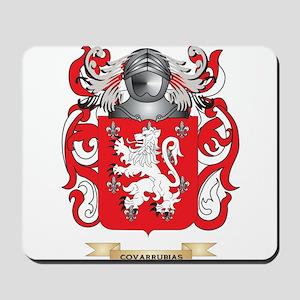 Covarrubias Coat of Arms Mousepad