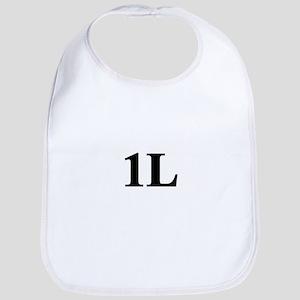 1L, first year law student Baby Bib