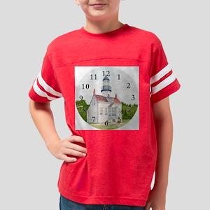 #30 CLOCK_S copy Youth Football Shirt