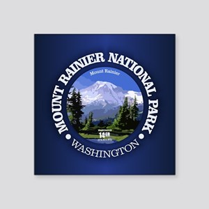 Mt Rainier NP Sticker