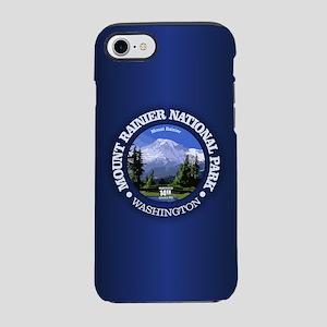 Mt Rainier NP iPhone 7 Tough Case