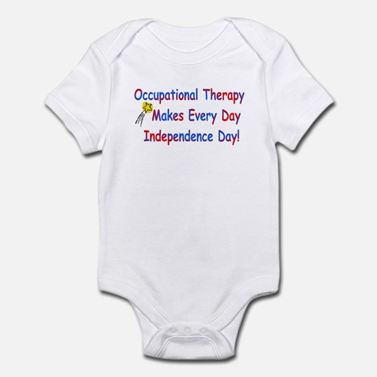 OT Independence Infant Bodysuit