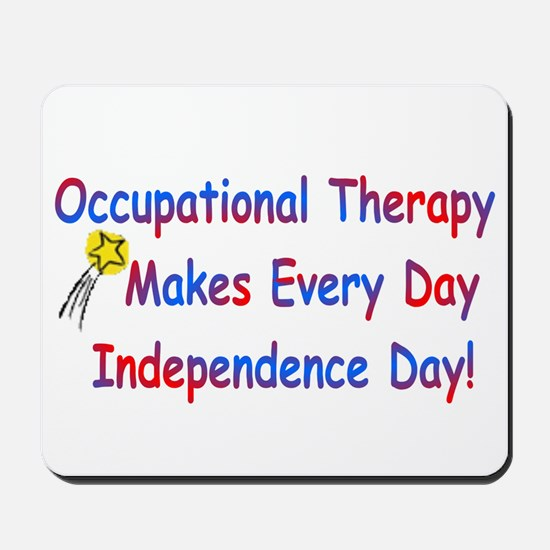 OT Independence Mousepad