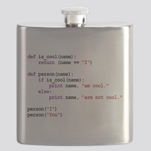 I am cool You are not cool Flask