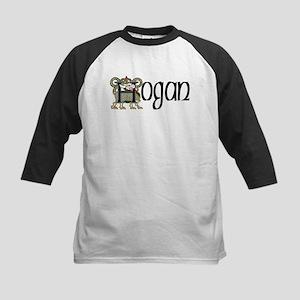 Hogan Celtic Dragon Kids Baseball Jersey