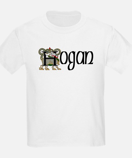 Hogan Celtic Dragon Kids T-Shirt