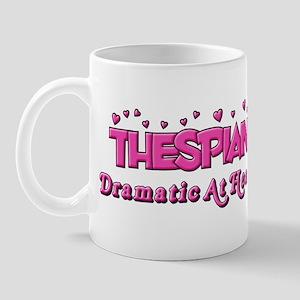 Thespian Hearts Mug