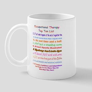 What is OT Top 10 Mug