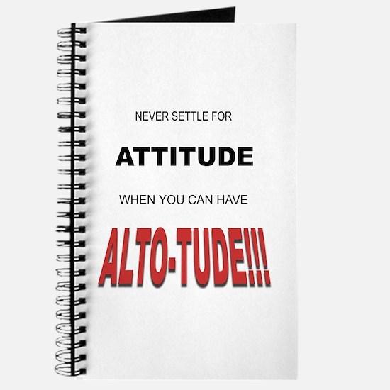 Alto-tude!!! Journal