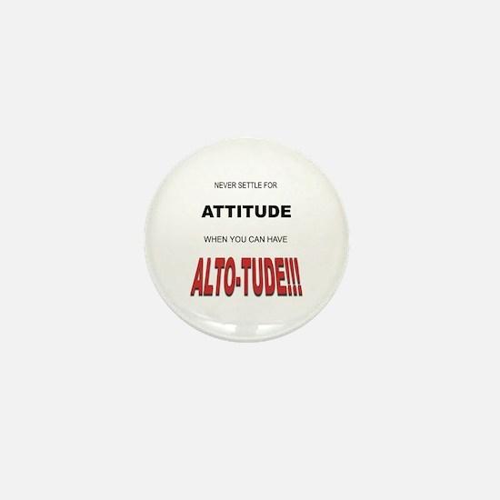 Alto-tude!!! Mini Button