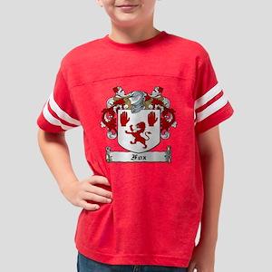Fox Family Youth Football Shirt