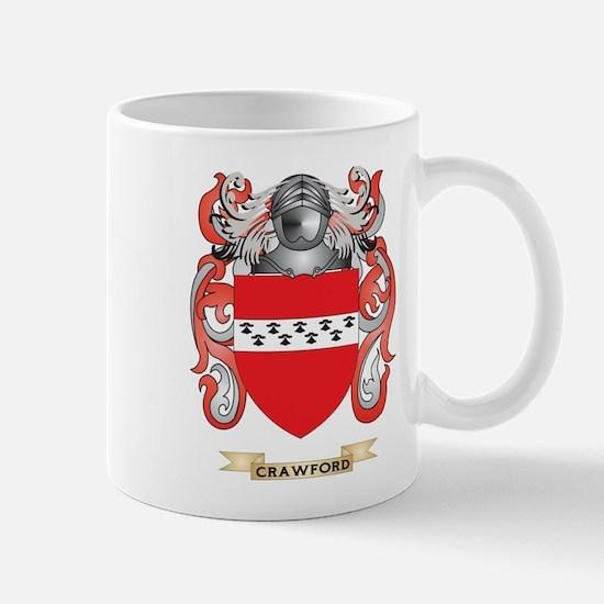 Crawford Coat of Arms Mug