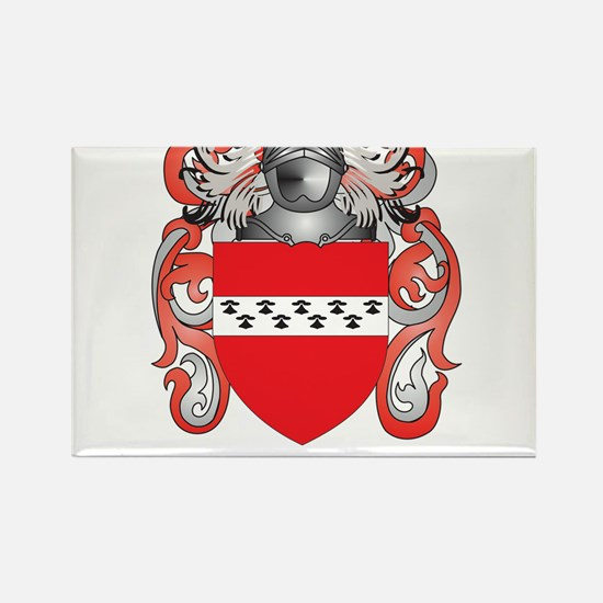 Crawford Coat of Arms Rectangle Magnet